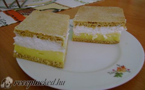 Tejszínes mézes krémes recept