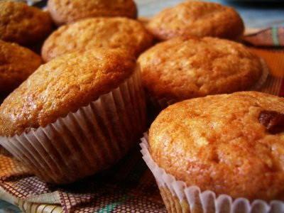Almás muffin GM