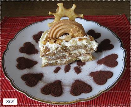 Almás-kekszes csoda