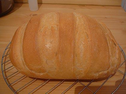 JBK fehér kenyér