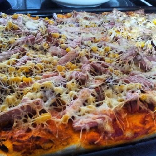 Pizzatészta