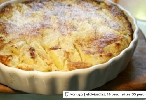 Clafoutis Pina Colada recept