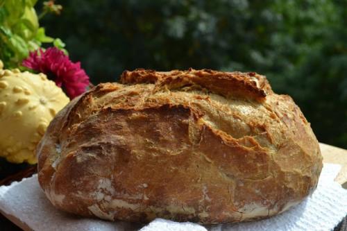 Tönkölybúzalisztes kenyér