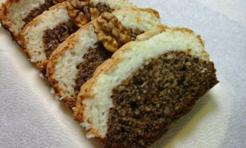 Kókuszos süti - Paleo