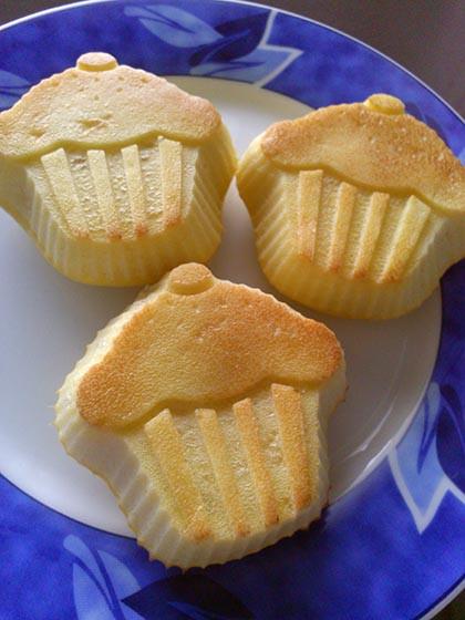 2 összetevős light paleo muffin :')