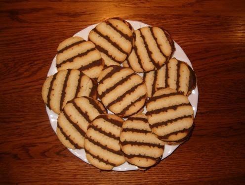 Sütés nélkül - Albert kekszrúd