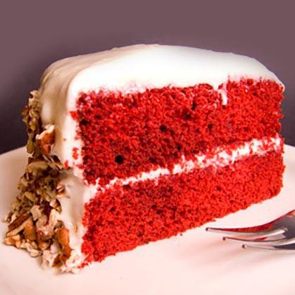 Vörös bársony torta II.