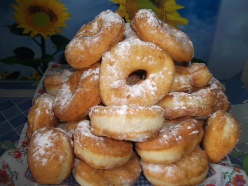 Farsangi Fánk ( olcsó -finom)