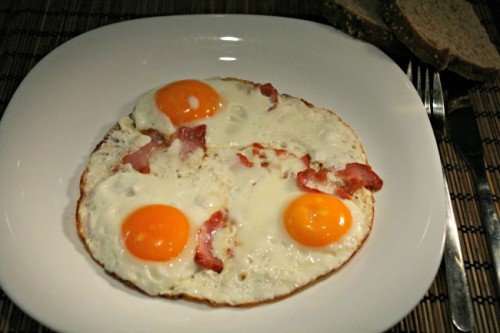 Ham and eggs ( Hemendex )