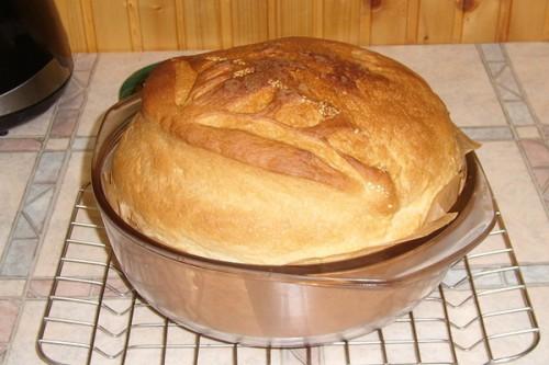 Házi kenyér jénaiban