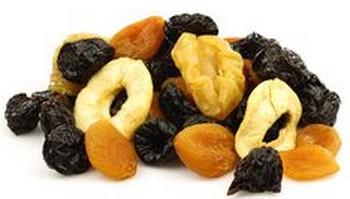 Aszalt gyümölcsleves