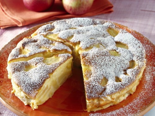 Olasz almás pite
