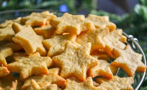 Filléres sajtos karácsonyi csillagok – na ezt neveze