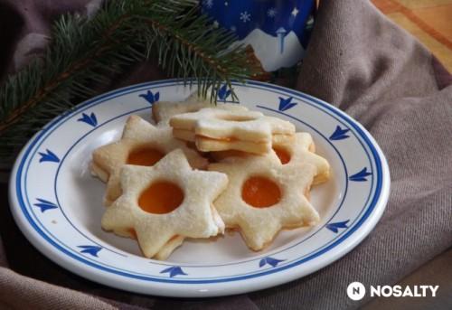 Citromos linzer Panka konyhájából