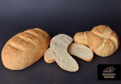 Paleo kenyér vagy 4 zsemle 350 g