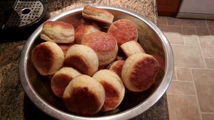 MisiPapa-féle krumplis pogácsa