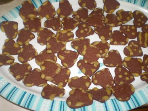 Csokis - Csokis-narancsos szívek