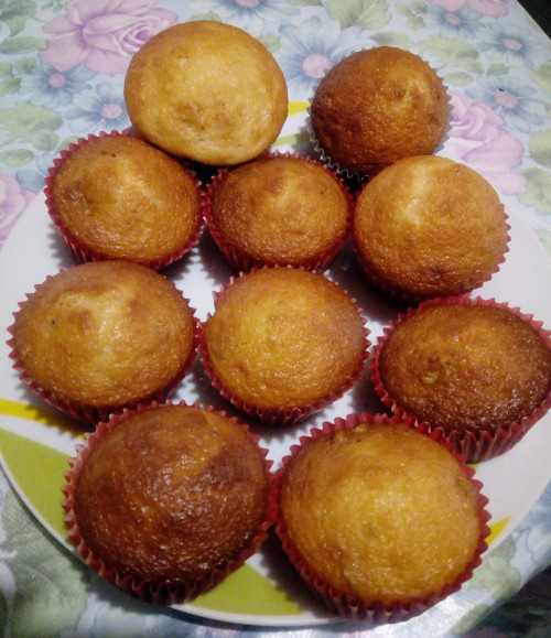 Poharas muffin
