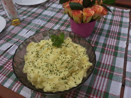 Krumpli püré