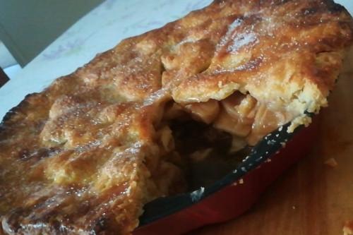 Amerika: Apple pie