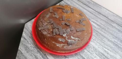 Dia-Wellness csokis torta
