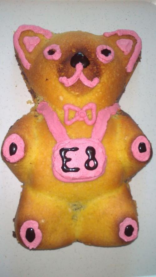 Evelin 8 éves tortája